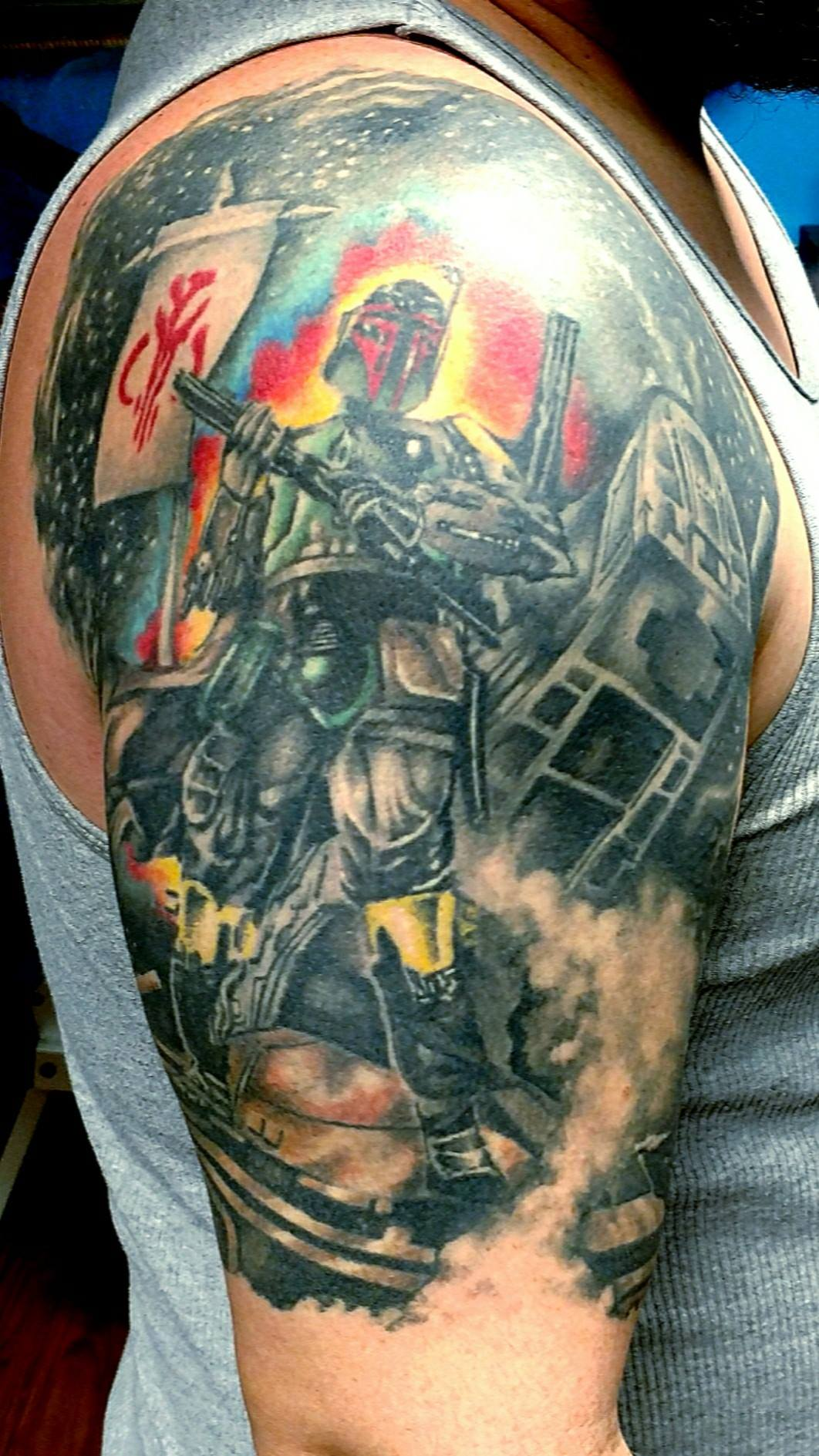 Headless hands custom tattoo shop kansas city tattoos for Tattoo parlors in kansas city