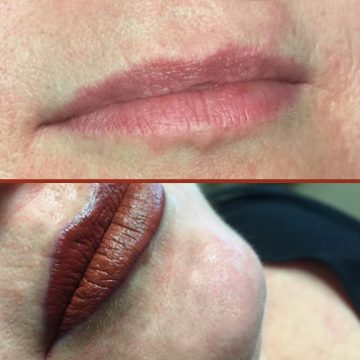 Permanent Makeup Lips by Jenn