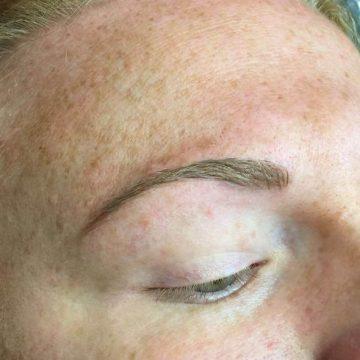 eyebrow microblade